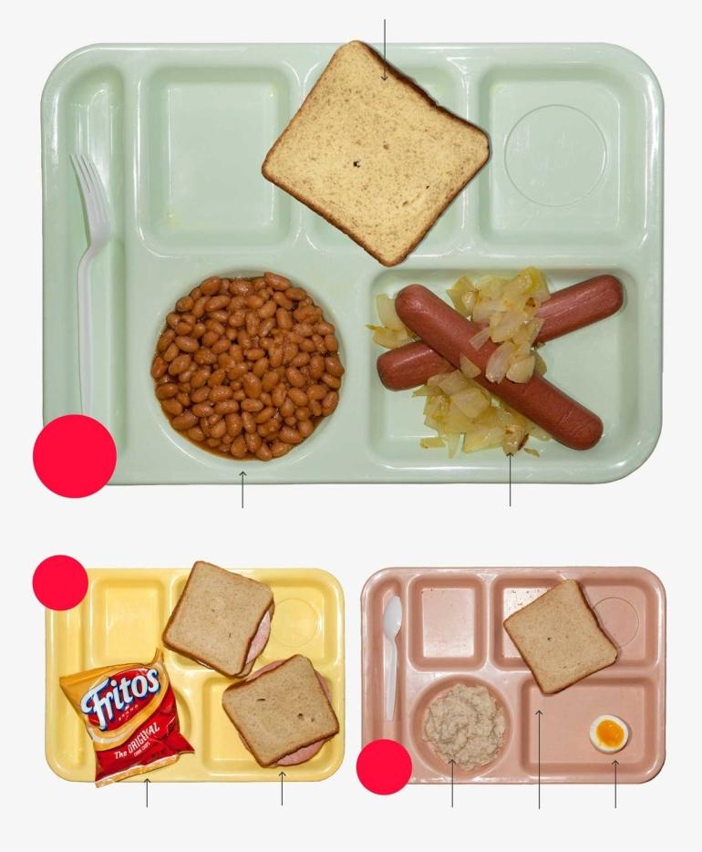 prison meal