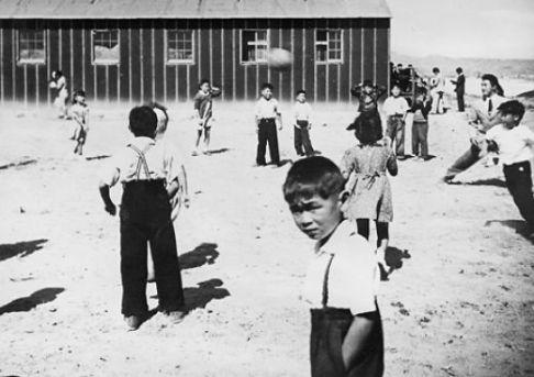 children internment