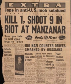 Mazanar Riot